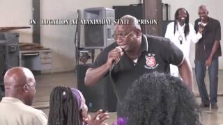 GOSPEL CONCERT   AT MAXIMUM STATE PRISON