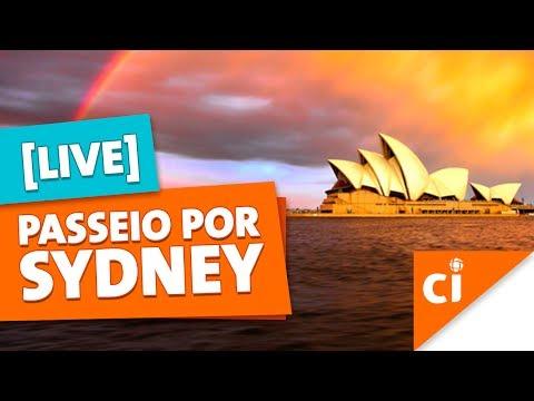 LIVE | Passeio por Sydney