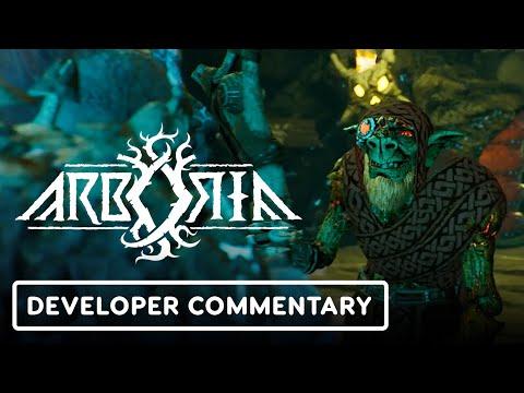 Le rogue-lite nous montre de son gameplay de Arboria