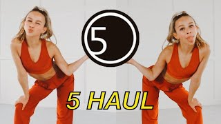 Favs From Fivedancewear *try On Haul*