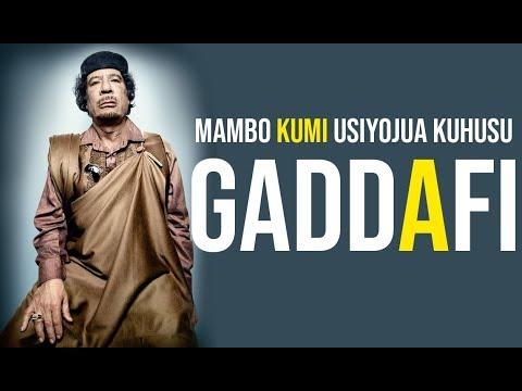 SAVIMBI: Mpigania Uhuru Wa ANGOLA, Aliyezikwa Kama Mbwa!