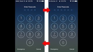 How to change iphone passcode from 4 to 6 digits or 6 to 4 digits