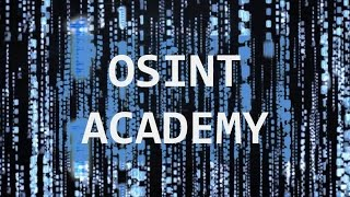 OSINT Academy - BONUS TRACK. OSINT-планування подорожей