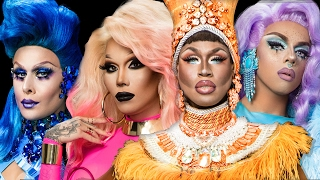 'RuPaul's Drag Race' Season 9 Cast Revealed! Meet Ru's 13 New Girls!