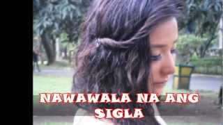 SABIHIN MO NAMAN-KRIS LAWRENCE LATEST SONG (2013) FULL High Quality Mp3 COMPLETE MV.