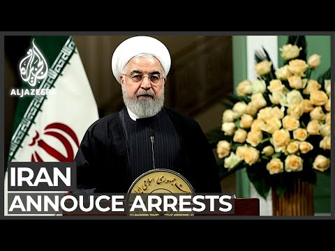 Iran announces first arrests in downing of Ukrainian airliner