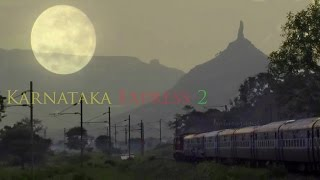 Karnataka Express Journey - Agra to Bangalore 2 : Indian Railways