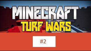 Minecraft Minigames Turf Wars #2