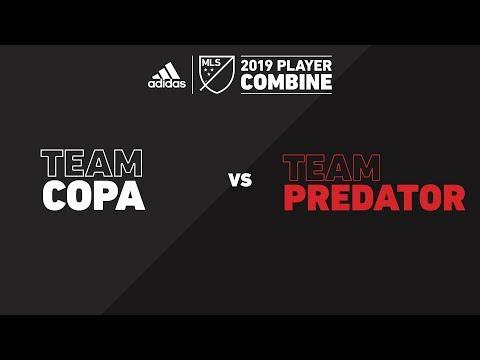 Team Copa vs. Team Predator | adidas MLS Combine 2019