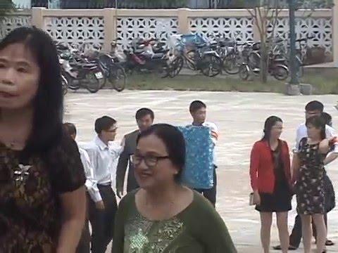 Lễ kỉ niệm 35 năm THPT Lê Lợi - Phú Yên (P1)