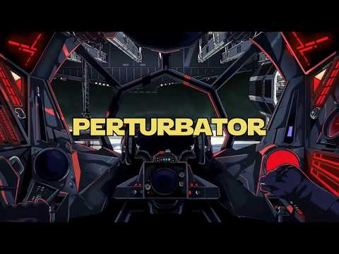 Perturbator - She is Young, She is Beautiful, She is Next (Tie Fighter Short Film)