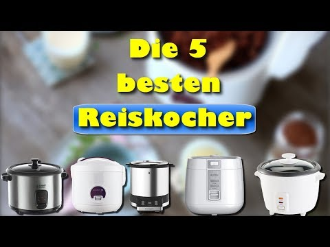 Die 5 besten Reiskocher im Vergleich