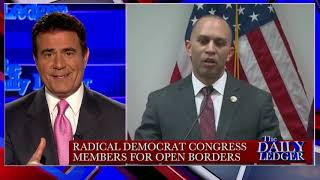 "Stop The Tape! The Democrat Plan for Forever ""Open Borders"""