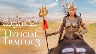 Official Trailer 3 - Rudhramadevi