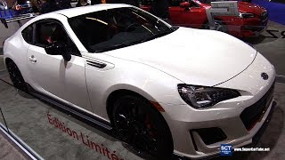 2018 Subaru BRZ tS Limited Edition - Exterior and Interior Walkaround - 2018 Montreal Auto Show