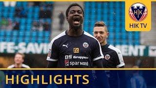 Highlights: Esbjerg FB - Hobro IK 4-4 (22-11-2015)