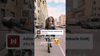 Adiza feat. Bisa  kdei  Adekunle gold