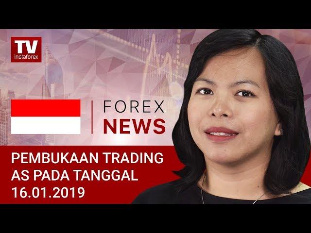 16.01.2019: Apa yang Mendorong Pertumbuhan USD?