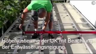 WPC Terrassendielen von TimberTech mit DuraLink Unterkonstruktion
