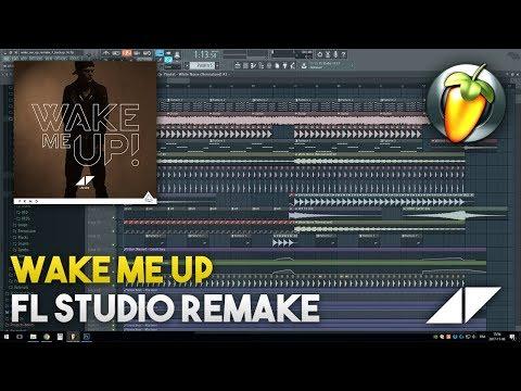 Avicii - Wake Me Up (FL Studio Drop Remake) [Buy FLP]