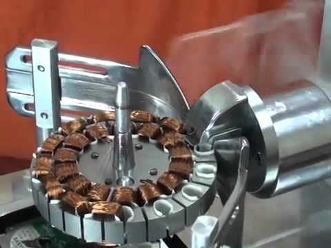 Stator Winding Machine - Automatic Stator Winding Machine
