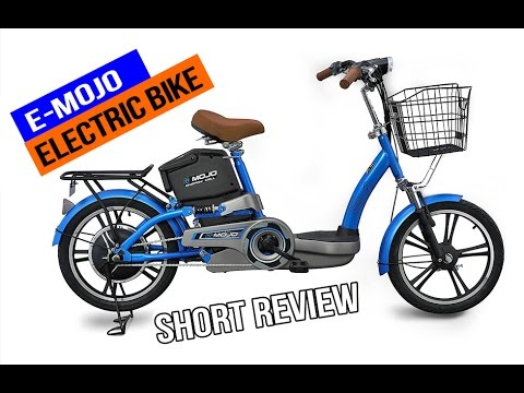 E-MOJO Electric Bike (Short Review)