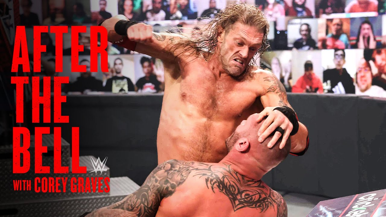 Edge Comments On His Week Since Winning The Royal Rumble