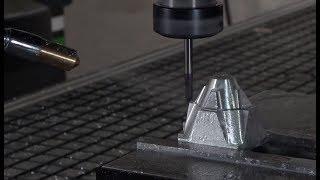 Obróbka aluminium frezarka CNC
