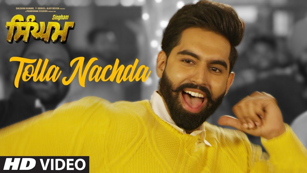 Tolla Nachda Lyrics - Singham