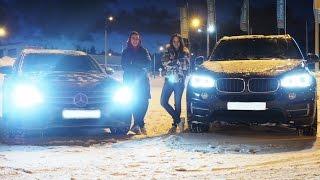 BMW X5. Ушел под лед. Вам Слабо?!