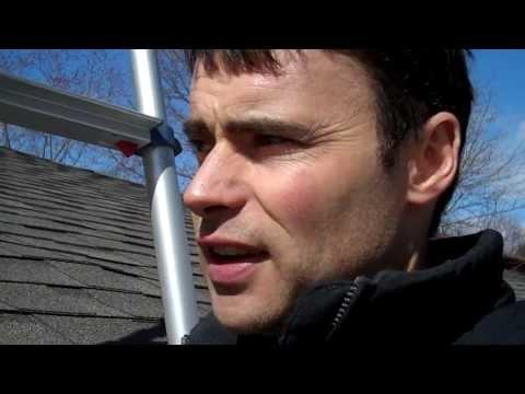 Roofing Tip (leaks onto soffits)