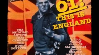 V.A. Oi! This is England Vol.2 (FULL ALBUM)