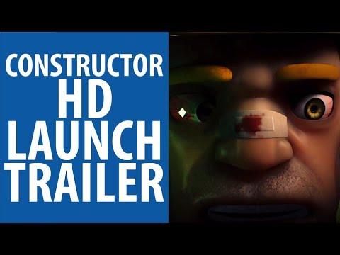 Constructor HD launch trailer thumbnail
