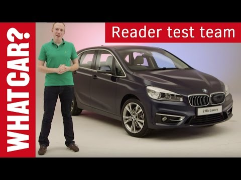BMW 2 Series Active Tourer previewed by What Car?