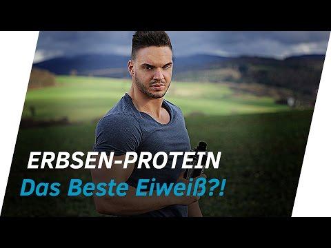ERBSEN-PROTEIN: Besser als tierisches Eiweiß? | Andiletics