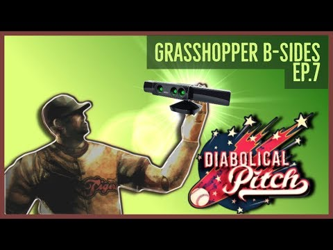 Diabolical Pitch REVIEW - The Best-Worst Kinect Game | Grasshopper B-Sides Episode 7