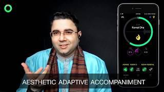 Demo of Tabla & Swarmandal in NaadSadhana for iOS, by Sandeep Ranade 'Naadrang'