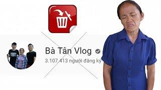 Hưng Vlog - Thử Lòng Mẹ Bị Chú Youtube Xóa Mất Kênh Bà Tân Vlog Và Cái Kết