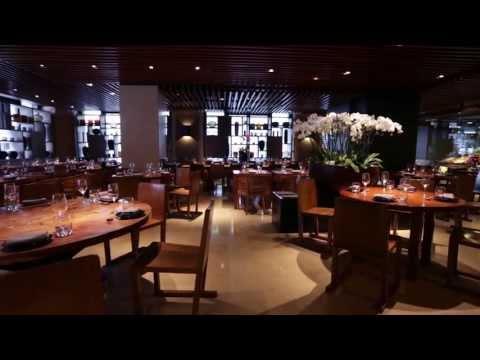 Novikov Restaurant & Bar, London UK