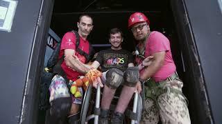 Malaysia Base Jump with Jarrett Martin: Daily Planet