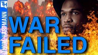 How Militarism Failed America (w/ Jared Yates Sexton)