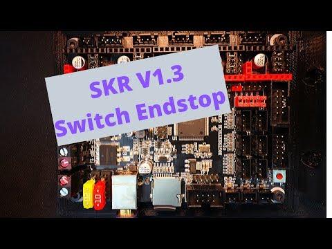 SKR 1.3 - Basic Switch Endstop