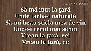 Delia Vreau La Tara (versurilyrics)
