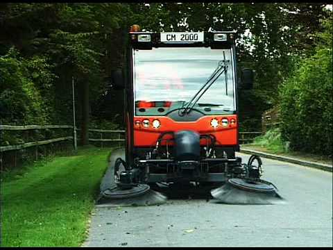 Outdoor Sweeper | Citymaster 2000