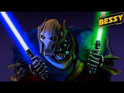 How Grievous Almost Became a Jedi & Force-Sensitive - Explain Star Wars