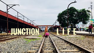 preview picture of video 'JUNCTION LIFE | Documentary on Santahar Junction | Biggest & oldest Junction/station in Bangladesh |'