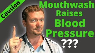 Mouthwash & HIGH BLOOD PRESSURE (Secret Connection) 2021