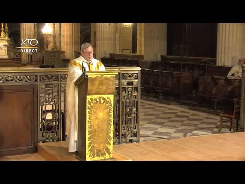 Messe du 11 novembre 2020 à Saint-Germain-l'Auxerrois