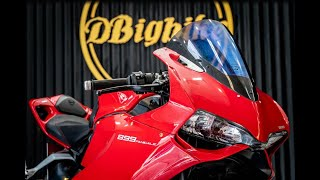 ขาย Ducati Panigale 899 รถปี 2015 ราคา 449,000 บาท   บิ๊กไบค์มือสอง
