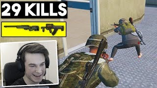 SNEAKING BEHIND ENEMY PLAYER HAHA! | 29 KILLS SOLO vs SQUAD| PUBG Mobile 🐼